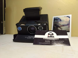 600 Converted Polaroid SX-70 Alpha 1 SOLD
