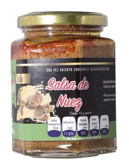 Salsa de Nuez 330 gr