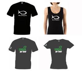 Camisetas Alma de Boquerón