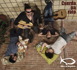 Disco Alma de Boquerón - Cuerda pa Rato
