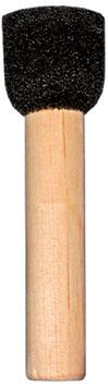 Runder Schwammpinsel, Durchmesser 28 Millimeter