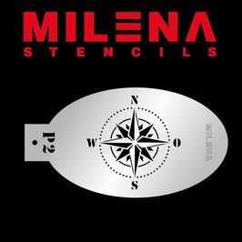 Milena Stencil P2
