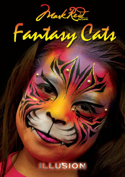 Fantasy Cats by Mark Reid