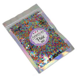 Chunky Glitter Tropical Whimsy
