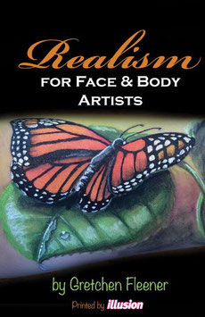 Realism For Face & Body Artists By Gretchen Fleener