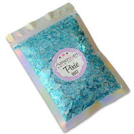 Chunky Glitter Blue Monday
