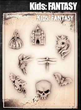 """Schablone """"Fantasy Kids"""""""