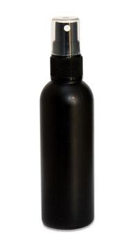 Sprühflasche Schwarz 120 ml