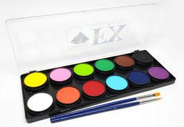 Diamond FX 12  Farben Palette Essentials