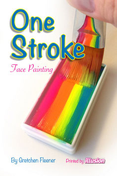 One Stroke Book by Gretchen Fleener