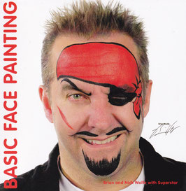 Basic Facepainting by Brian and Nick Wolfe