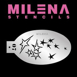Milena Stencil 07