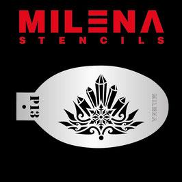 Milena Stencil P13