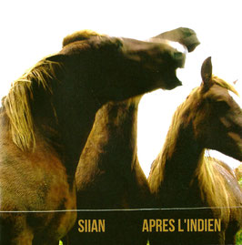 "Album ""Après l'Indien"" - siiAn - production La Forge"