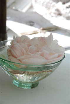 Souvenier Schälchen aus Glas