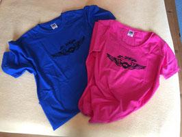 """G-Cup T-Shirt """"BLAU"""""""