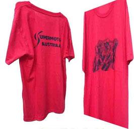 "Supermoto-Austria ""T-Shirt & Schlüsselanhänger"""