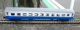 タイ国鉄BTC1000  三等客車 2両セット 3D+ペーパー車体KIT