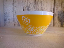 復刻盤 Old Pyrex Vintage Charm Bowl Golden Day 【Mar-1335】