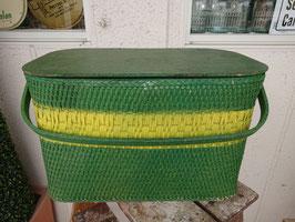 Vintage ピクニックバスケット 【Mar-1572】