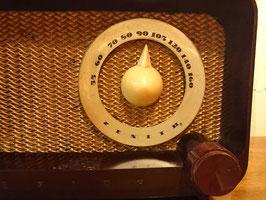 Vintage 50'sラジオ  【Mar-1236】