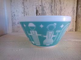 復刻盤 Old Pyrex Vintage Charm Bowl rise'n shine  【Mar-1334】