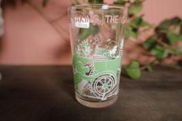 Vintage USA アーチーズコッミクシリーズ  グラス【Mar-1432】