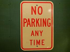 Vintage Parking Sing 【MAR-1449】