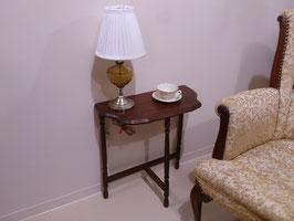 Vintage ウッド サイドテーブル   【MAR-0373】