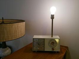 Vintage GENERAL ELECTRIC クロックランプ  【MAR-0616】