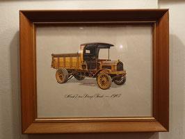 Mack Truck ウォールデコ 【Mar-1820】