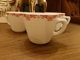 Vintage Jackson china マグカップ 【Mar-1496】