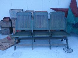 Antique HeyWood フォールディングベンチ  【MAR-0853】