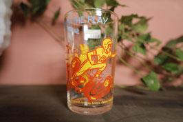 Vintage USA アーチーズコッミクシリーズ  グラス【Mar-1433】