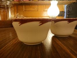 Vintage STERLING カスタードカップ 【Mar-1506】