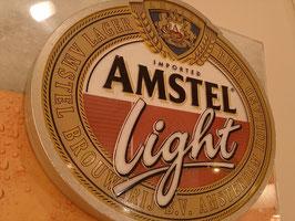 Light AMSTEL ビアサイン  【MAR-0864】