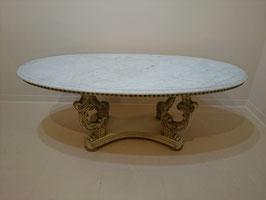 Vintage マーブルトップテーブル  【MAR-0330】
