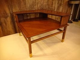 Vintage ステップ コーナーテーブル コーヒーテーブル  【MAR-1100】