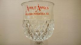 Vintage  インディアナグラス ゴブレット  【Mar-0912】