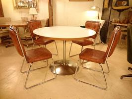 HOLD Vintage Stoneville ダイニングテーブルSET 【Mar-1412】
