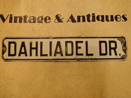 Vintage Street サイン 【Mar-1457】