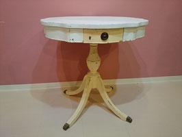 Vintage ラウンド(サイド)テーブル  【MAR-0204】