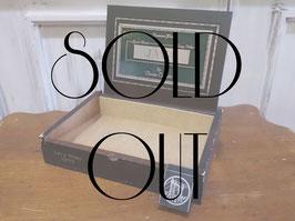 Vintage JAVA シガーボックス  【Mar-0518】