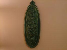 Vintage Syroco 壁掛けオーナメント  【MAR-0692】