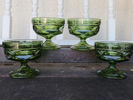 Anchor Hocking Glass シャーベットグラス 【Mar-1783】