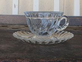 Fostria  Cup & Soucer 【Mar-1789】