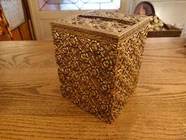 Vintage ティッシュケース BOX 【Mar-1565】
