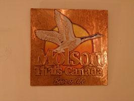 Molson ビアサイン  【MAR-0865】