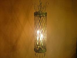 Vintage 吊り下げランプ 3灯  【MAR-0229】