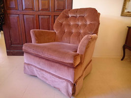 Vintage 1P ロッキング Sofa 【Mar-1290】